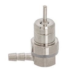 ADEC Style 2-Way Air Bleed Valve for CASCADE Unitized Holder