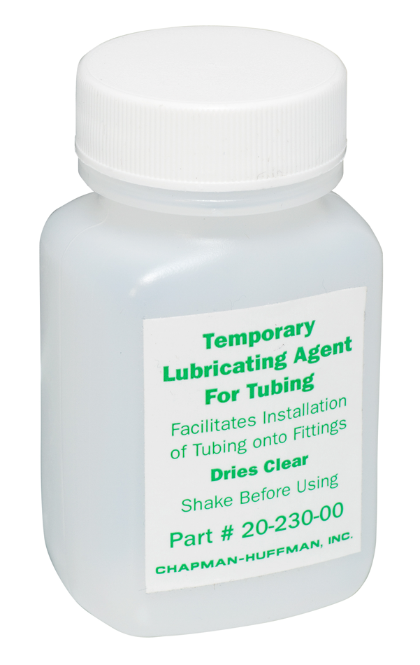 Temporary Lubricating Agent For Tubing