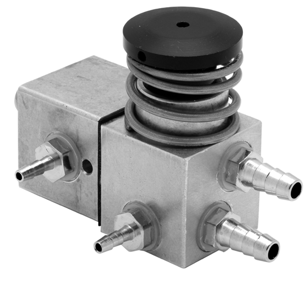 Relay Type Foot Control Valve Assembly