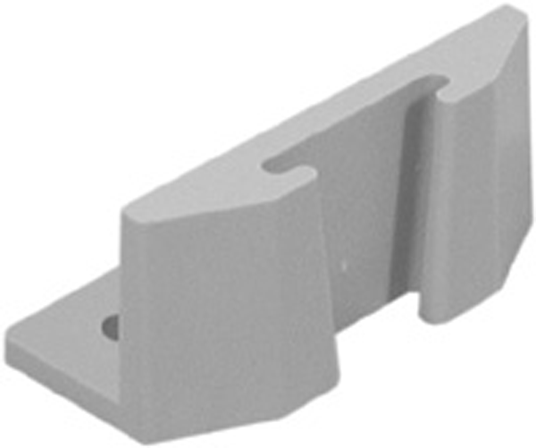 Horizontal Mounting Bracket - Black