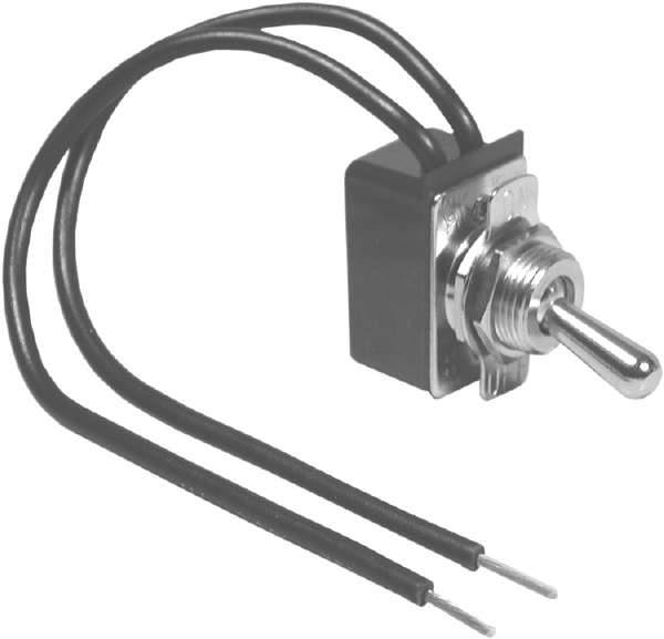Universal Electrical Toggle Switch
