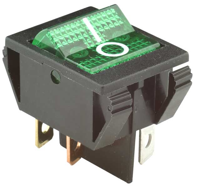 Peri-Pro II and III Type Ready Light Switch