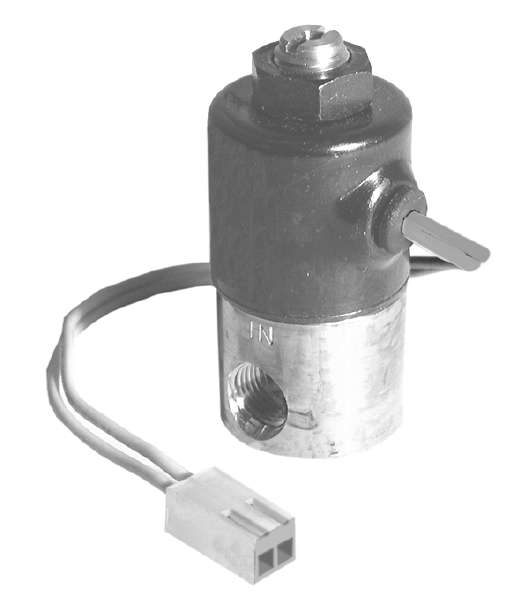 Air Solenoid Valve Assembly