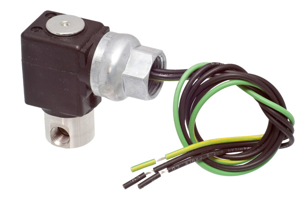 Water Solenoid Valve Assembly