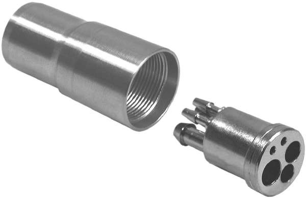 Handpiece Nut and Connector