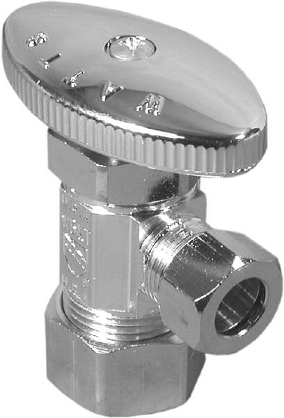 Manual Shut-Off Valve Compression