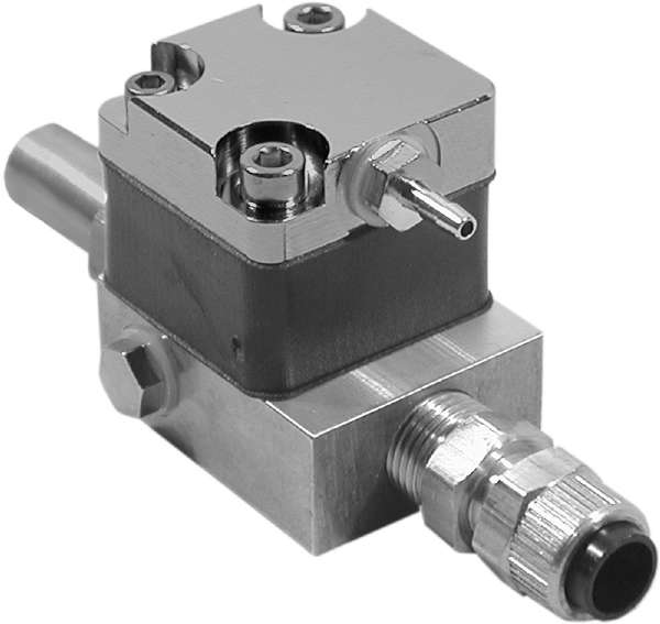 Universal Junction Box Shut-Off Valve Assembly