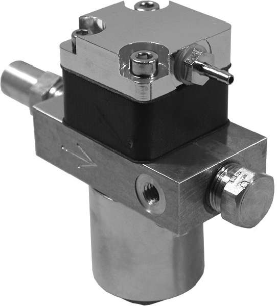 Junction Box Shut-Off Valve Assembly