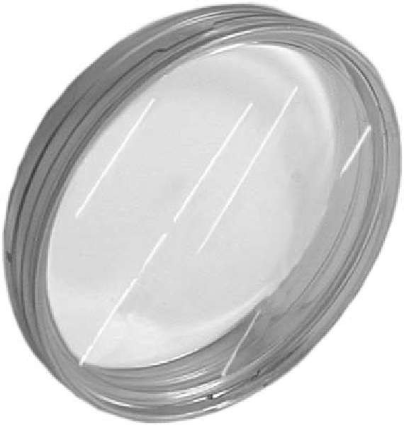 Gauge Replacement Lens