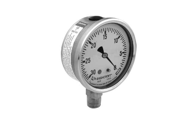 Liquid Filled Vacuum Gauge