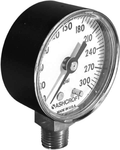 Air Compressor Main Gauge