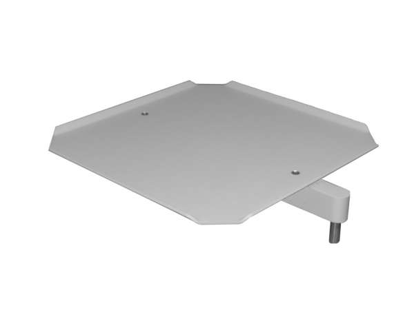 "Universal Tray Assembly - With 2"" Dia. Post Mount"
