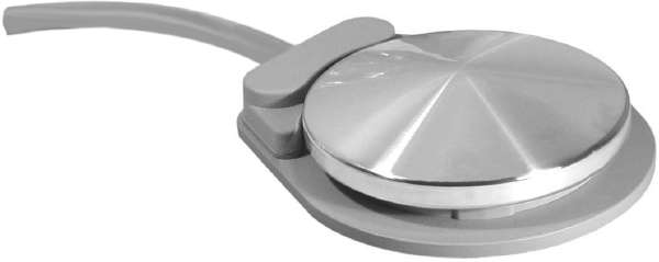 Standard Disc Type Foot Control - Gray