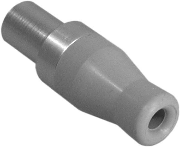 Saliva Ejector Tip Adapter Assembly Gray Tip