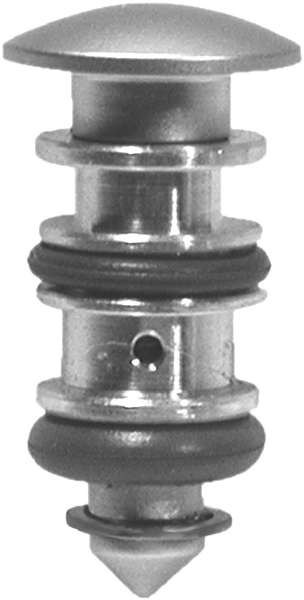 Autoclavable 3-Way Syringe Cartridge - Pin Type