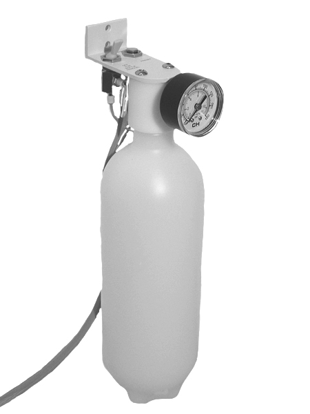 Auxiliary Clean Water Supply System - Assy. w/ 750 ml Bottle