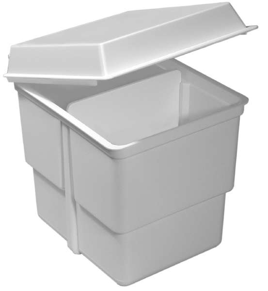 Storage Tub with Dividers