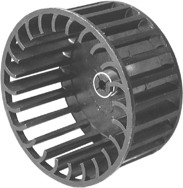 Fan Motor Impeller