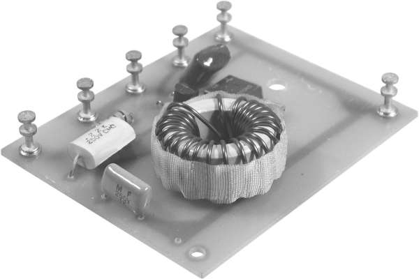 Dimmer Circuit Board