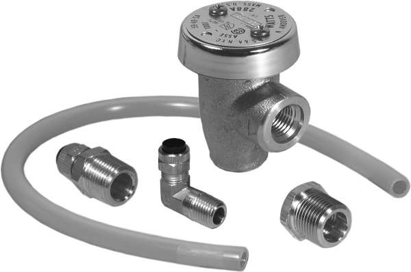 Vacstar Type Water System Conversion Kit